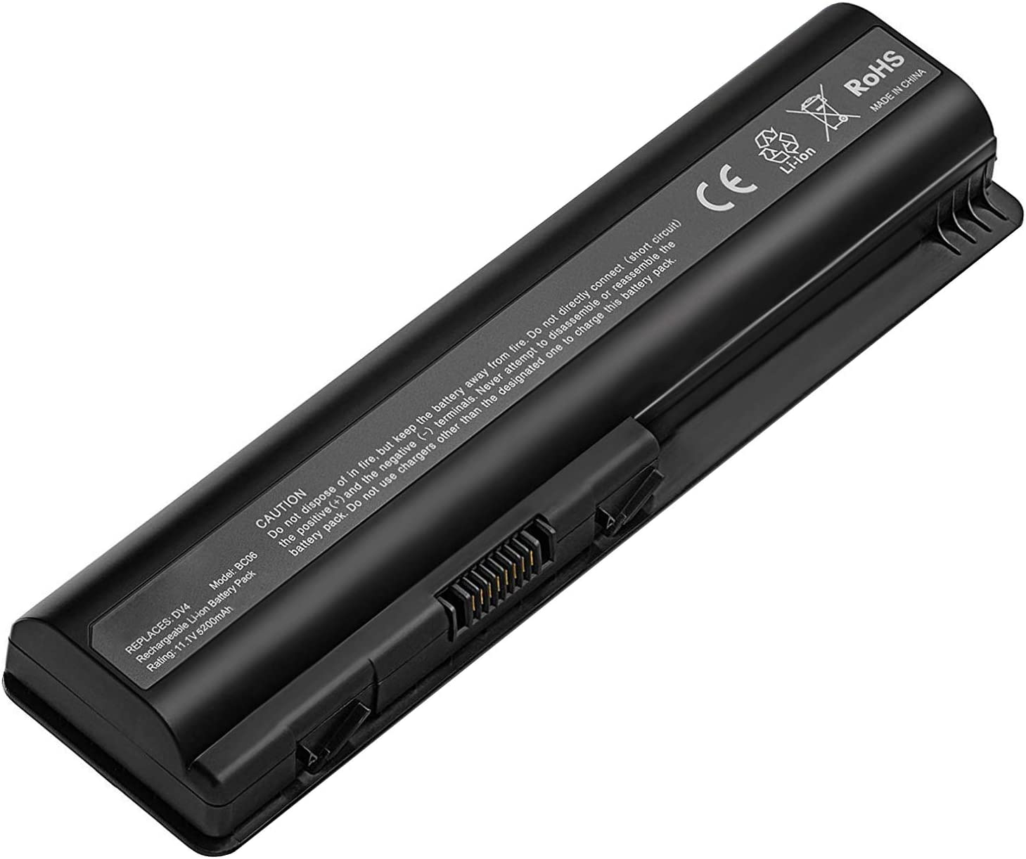 Spare 484170-001 Laptop Battery for HP Spare 497694-001 498482-001 484170-002 485041-001