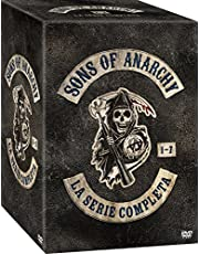 Sons of Anarchy: La Serie Completa  - Esclusiva Amazon (con tipo di supporto DVD.)