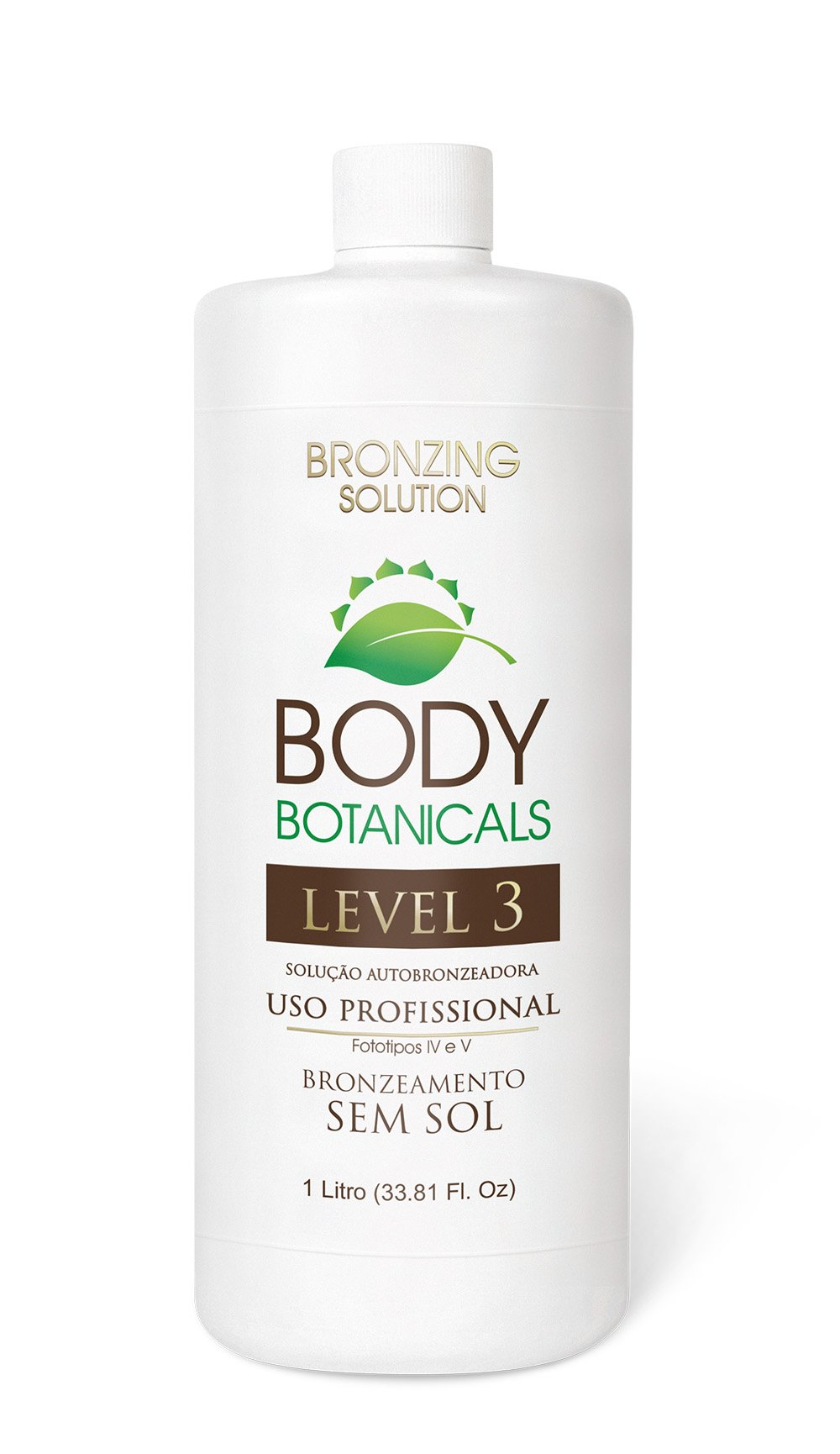 SUNLESS TANNING | Professional Spray Tanning solution by Body Botanicals, Pharmaceutical Grade DHA 12% Spray Tanning formula, Aromatherapy Scent, Natural Bronze Color