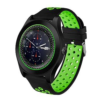 ZKKZ Bluetooth Smartwatch 2G SIM/TF Tarjeta Mp3 playe para ...