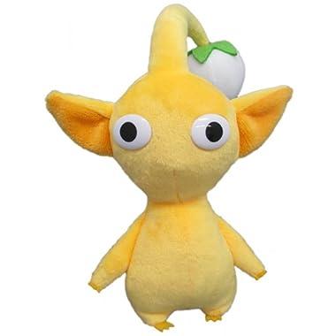 Little Buddy 1649 Pikmin Yellow Bud 6  Plush