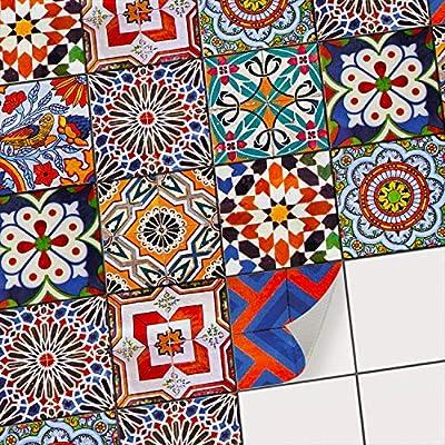Décoration Carrelage Autocollant Salle De Bain Et Cuisinesticker Carrelage Autocollant Mosaique Murale Revêtement Salle Deaudesign Carreaux