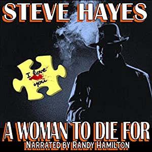 A Woman to Die For Audiobook