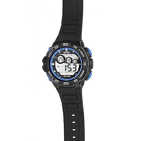 Reloj Inter Fútbol Oficial Digital p-in450ub1 – Reloj de pulsera hombre