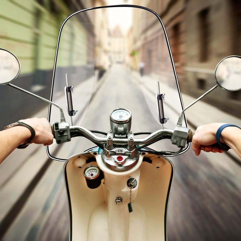 Liery Spoiler Dextension /Élargissant Le Pare-Brise pour Le Scooter De Voiture /Électrique De Moto