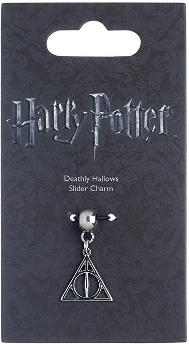 Harry Potter Hogwarts Aceptación Carta plateado plata pulsera encanto deslizante