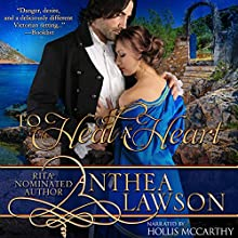 To Heal a Heart Audiobook by Anthea Lawson Narrated by Hollis McCarthy