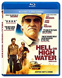 Hell or High Water [Bluray + DVD] [Blu-ray] (Bilingual) (B01LXZFXF0) | Amazon Products