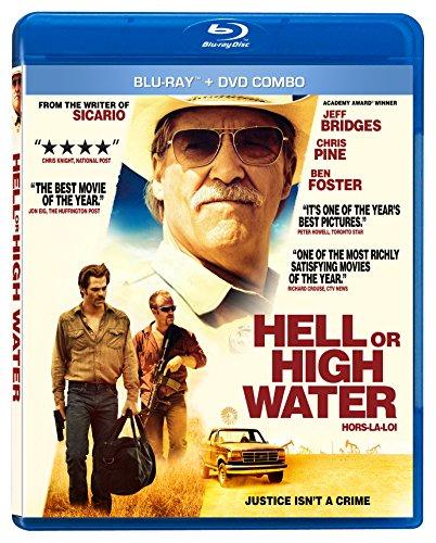 Hell or High Water [Bluray + DVD] [Blu-ray] (Bilingual)