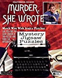 Murder, She Wrote Mystery Jigsaw Puzzles