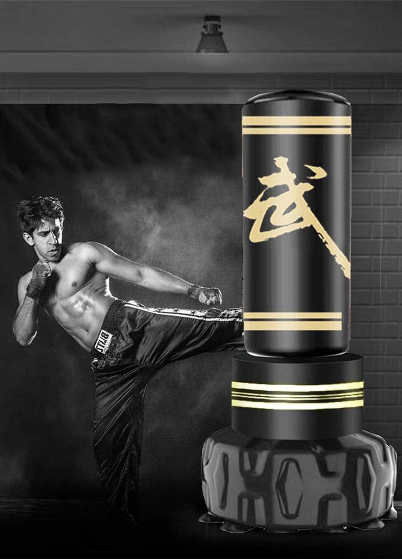 Absorption des Chocs /À 360 /° Sac De Sable for Colonne De Vitesse for Exercice De Remise en Forme for Adultes HATHOR-23 Sac De Boxe De Boxe De 63 Sanda Appareils De Musculation Taekwondo