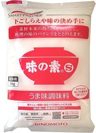 Amazon | 味の素S 1kg袋 | 味の...