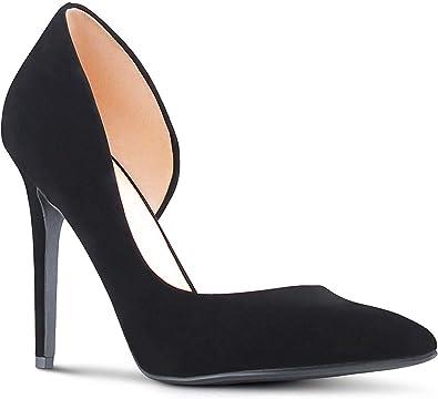 W-boll Heeled Sandals Wide Width Woman