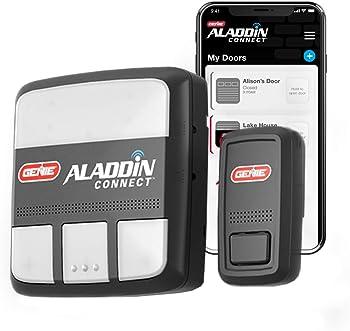 Genie Aladdin Connect Smart Garage Door Opener Kit