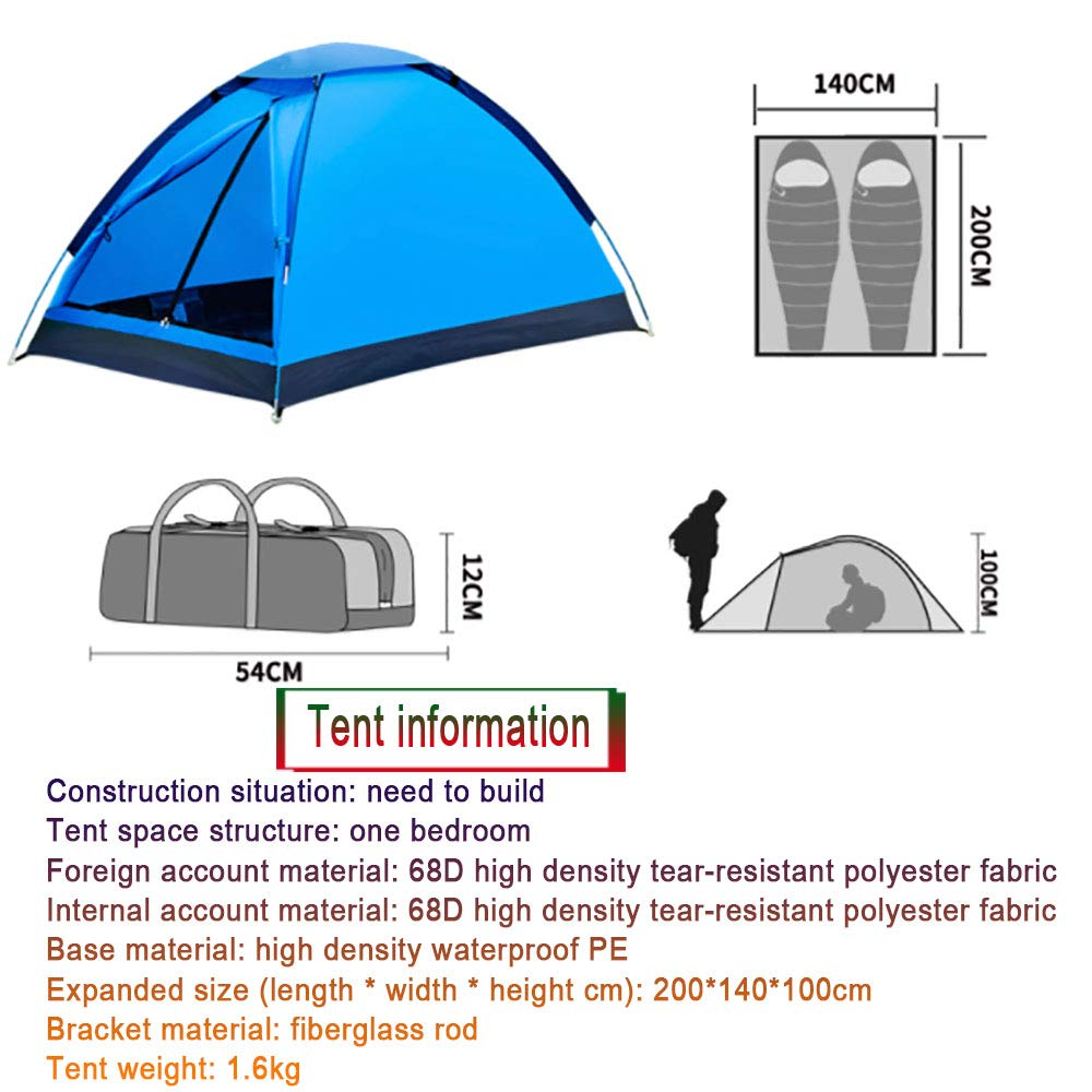 Direct US Dome Tent with Screen Room