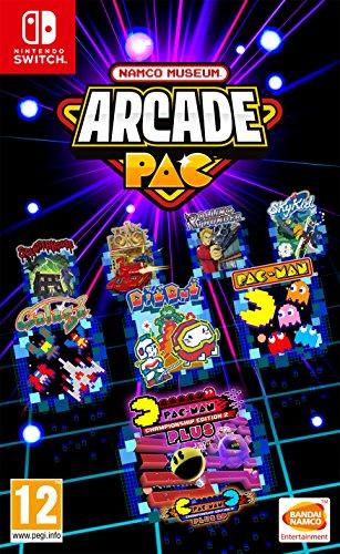 NAMCO MUSEUM ARCADE PAC (Nintendo ()