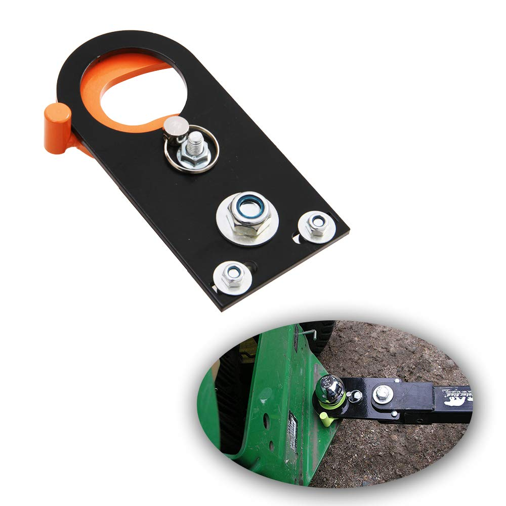 Hydraker YTF-01PH Lawn and Garden Pintle Hitch by Hydraker