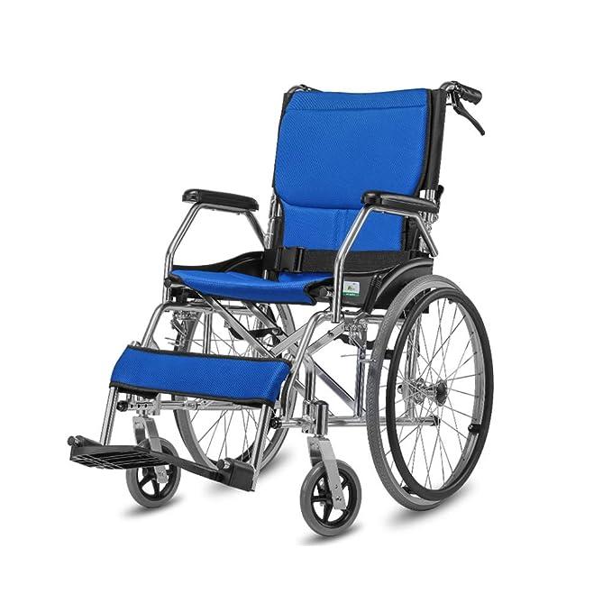 XM Sillones Silla de ruedas, silla de ruedas manual para ...