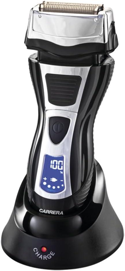 CARRERA CRR PRESTIGE-31 - Afeitadora eléctrica de láminas para hombre, color negro: Amazon.es: Salud y cuidado personal