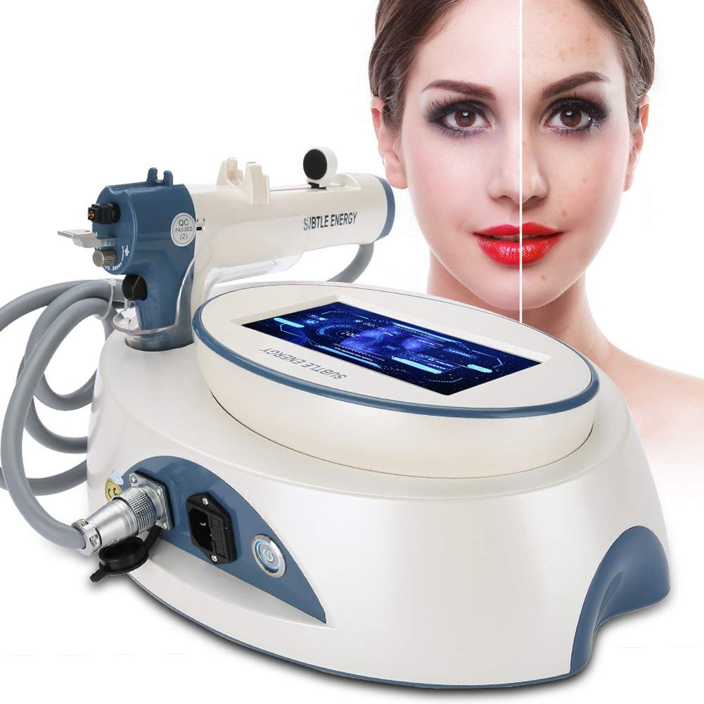 3 in 1 Face Eyes Body Radio Wave Face Machine, Skin Lifting Machine Wrinkle Removal, Promote Collagen Regeneration, Anti-Ageing Skin Massage Device For Face and Body, Pain Therapy Device(White)