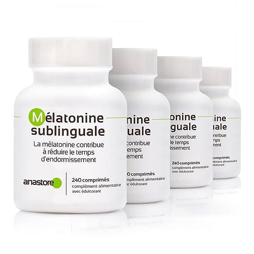 ... 1.8 mg / 960 comprimidos | Estevia | Regulador del reloj biológico | Trastorno del sueño | Fabricado en Francia: Amazon.es: Salud y cuidado personal