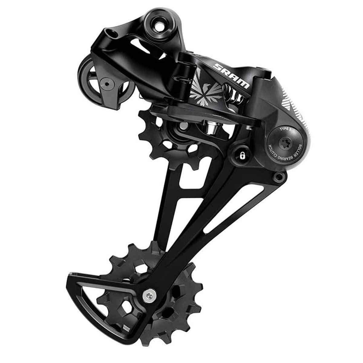 Sram NX Eagle Type 3.0 12-Fach Schaltwerk, schwarz, One Größe
