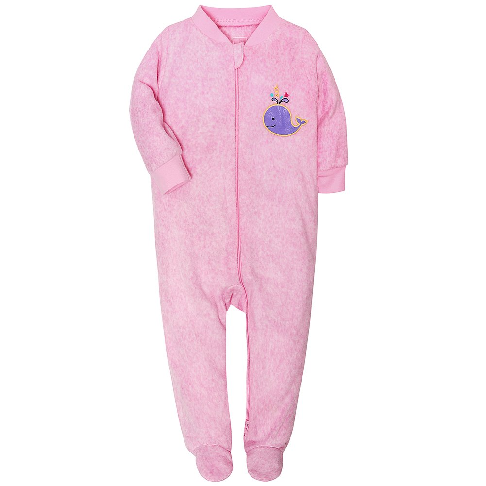 f78e6f21878c HOOSION Toddler Infant Baby Girl Boy Long Sleeve Deer Romper ...