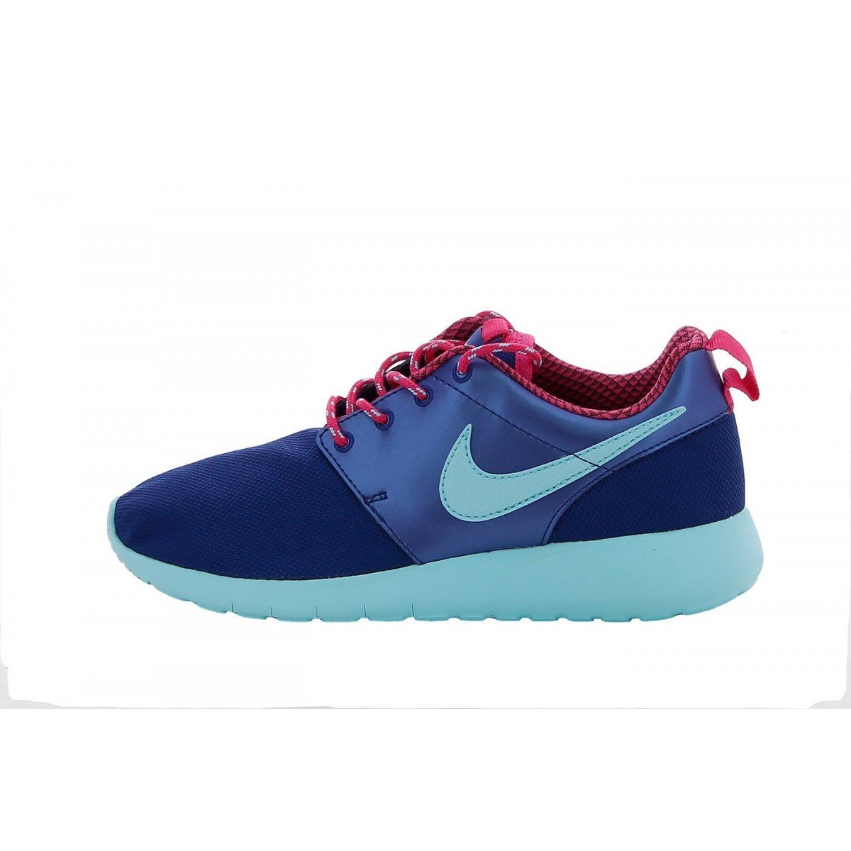 NIKE Roshe One GS - 599729406 - Color Navy Blue - Size: 6.0