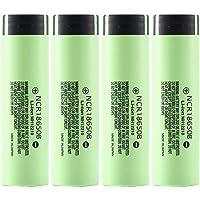 Kally 18650 Oplaadbare Batterijen, NCR 18650 3,7 V 3400 mAh li-ION Li-pro Lithium Batterij Bijna Lage Zelfontlading…