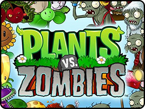 Price comparison product image Black Friday Promotions Plants Vs. Zombies NEW Favor Mouse Pads Gift 325*245*5mm(12.80*9.66*0.2inch) 4084708SA705546515A5 Customized Mouse Pad's Shop
