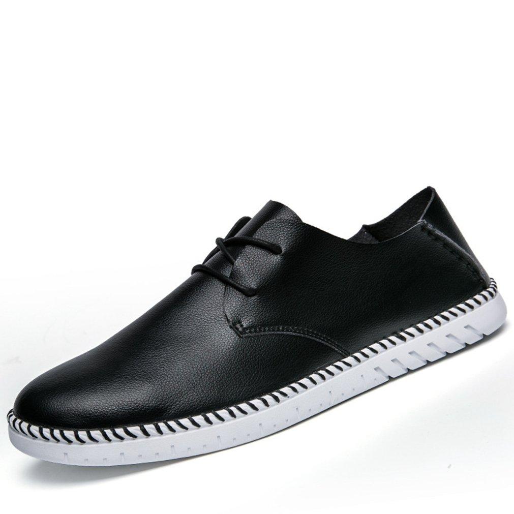 Feidaeu Zapatos Hombre 44 EU|negro En línea Obtenga la mejor oferta barata de descuento más grande