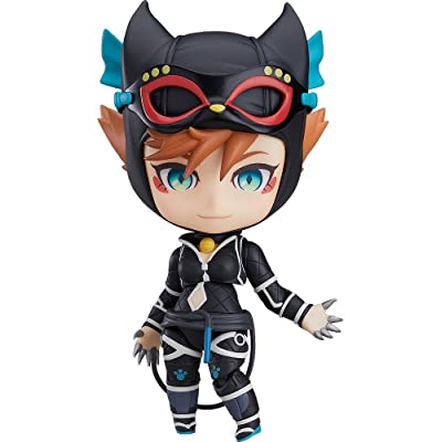 Good Smile Batman Ninja: Catwoman (Ninja Edition) Nendoroid Action Figure: Toys & Games