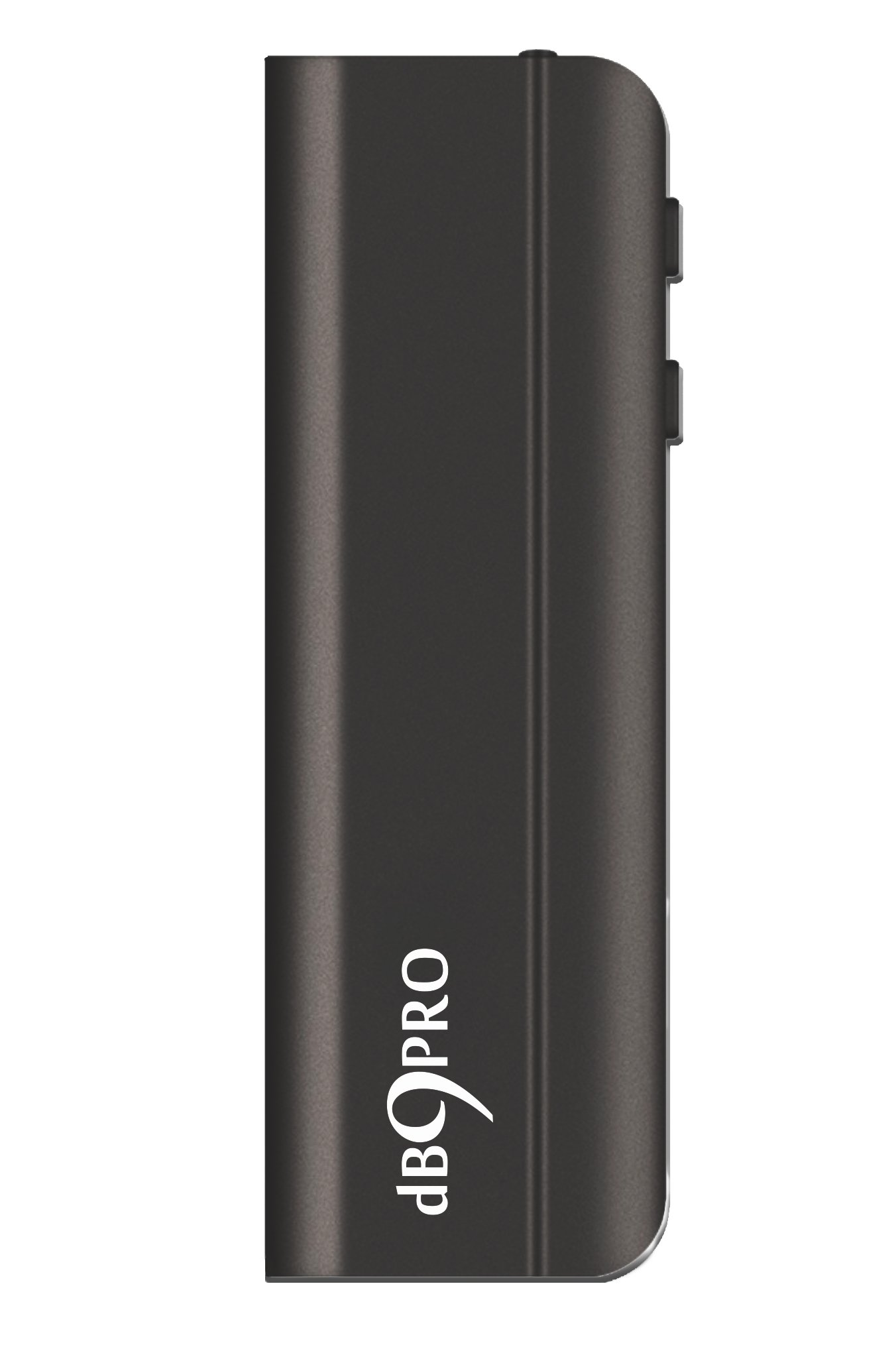 dB9PRO Voice Recorder with MP3 Player - Mini Recorder for Lectures with Clip - Clear Sound Dictaphone - 8GB, 96 Hrs Storage, 192 kbps, Battery 20-24 hrs Capture 100% of What You Hear!