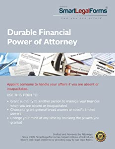 Durable Power of Attorney for Finances [Instant Access]