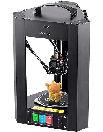 Monoprice Mini Delta 3d impresora calefactables Build Plate montado con micro SD con europeo tipo F