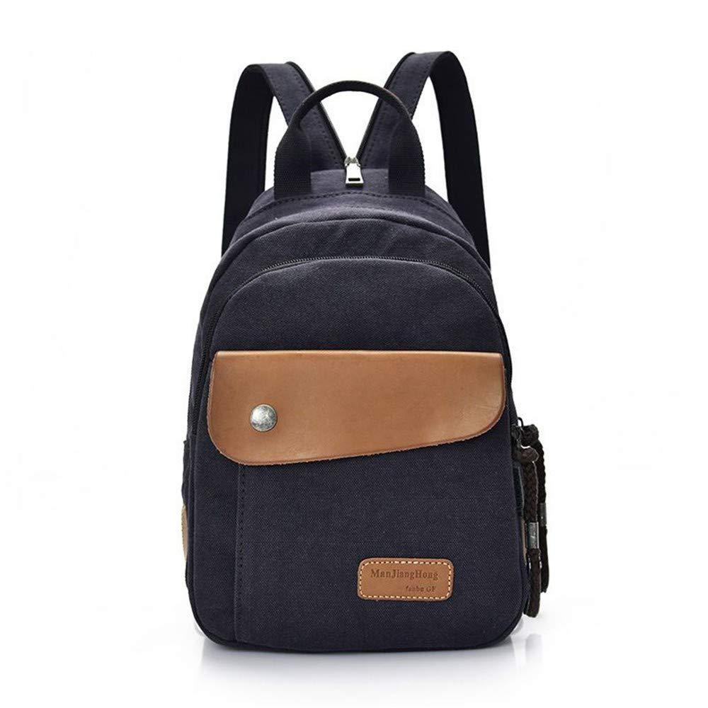 Fashion One-Shoulder-Reise-Leinwand-Tasche Große Kapazität Freizeittasche