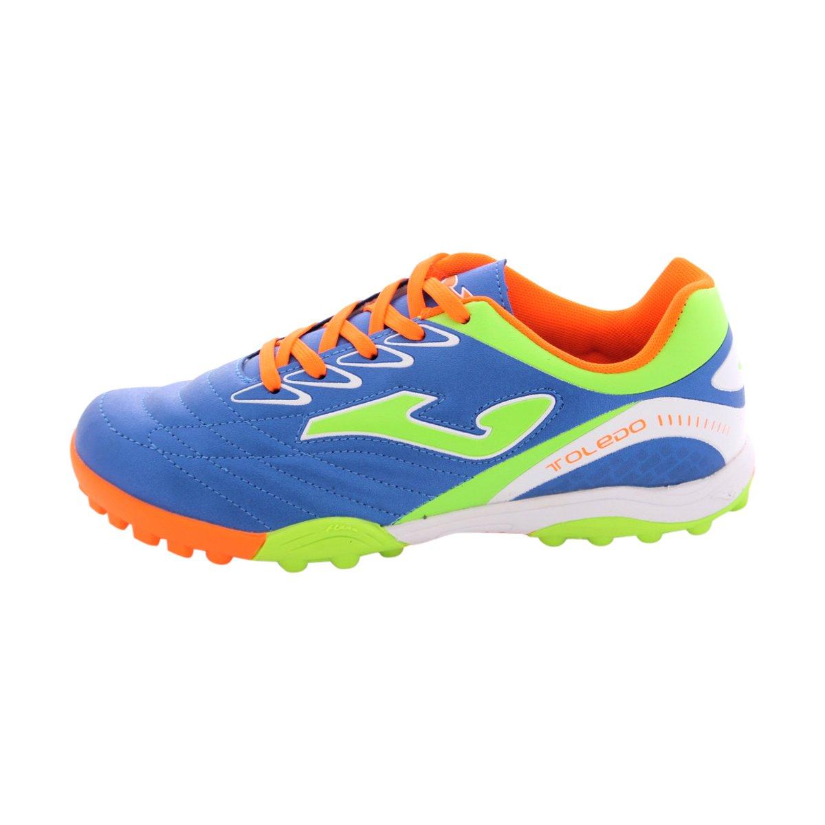 Joma Toledo HR 604 Royal - Fluor Indoor - Chaussures de Foot Salle Enfant:  Amazon.fr: Vêtements et accessoires