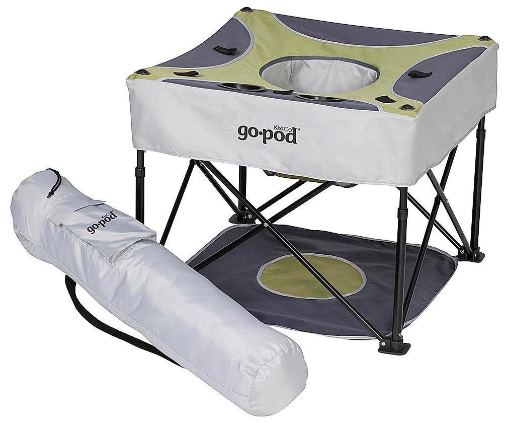 KidCO GoPod Portable Bed, Pistachio Stanford Distributing P7002
