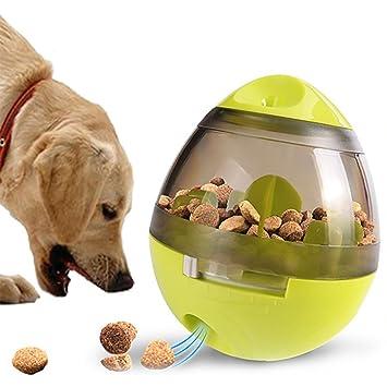Legendog Bola De Comida De Perro Rompecabezas Juguete para Perros Juguete Interactivo Resistente A Las Mordeduras Diseño De Juguete para Perros Juguete para ...