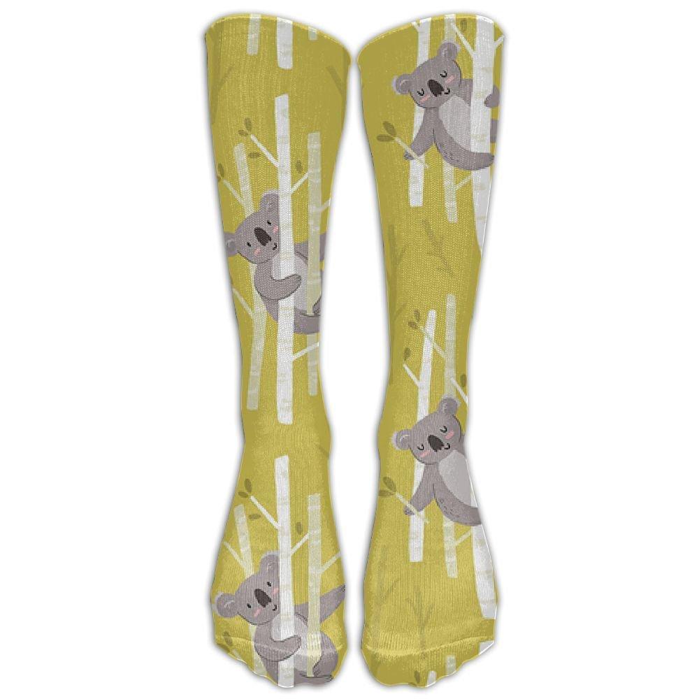 15270119b Egg Egg Fashion Koala Climbing Cute Sports Stocking Crew Socks Athletic  Long Socks For Women & Men: Amazon.ca: Clothing & Accessories