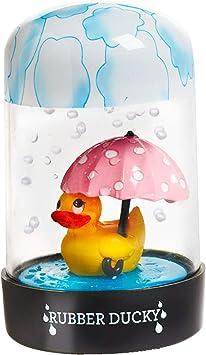 The Globe That Rains! RainGlobes Rubber Ducky