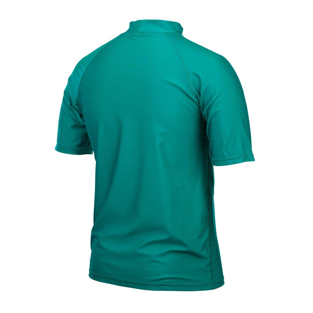 Short Sleeve Sun and Swim Shirt Sun-Blocking Swim Shirt UV Skinz Men/'s UPF 50