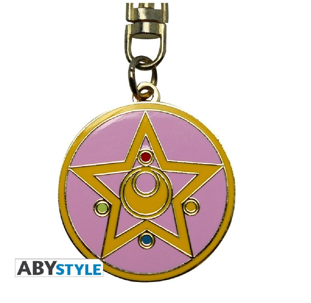 ABYstyle abykey131 - Sailor Moon Llavero Brooch: Amazon.es ...