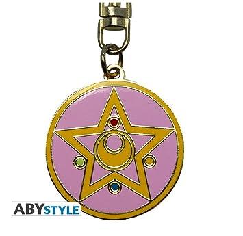 ABYstyle abykey131 - Sailor Moon Llavero Brooch: Amazon.es ...