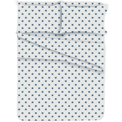 Brooklyn Camelia Bed Sheet Set (Queen, Americana Ivory)