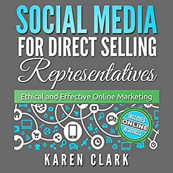 amazon com social media for direct selling representatives ethical