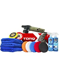 Chemical Guys BUF_209X Complete Detailing Kit (12 Items, TORQ TORQX)