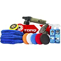 $199 » Chemical Guys BUF_209X Complete Detailing Kit (13 Items, TORQ TORQX)