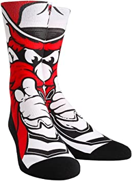 Texas Tech Red Raiders Socks Woodland Camo Crew