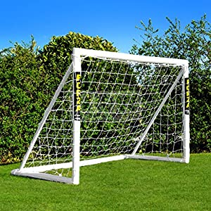 Net World Sports FORZA Soccer Goals- The Ultimate Home Soccer Goals